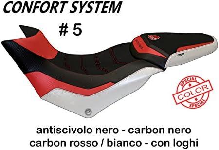 Ducati Multistrada 950 2017-2018 Tappezzeria Italia TB-1 Comfort Foam Seat Cover