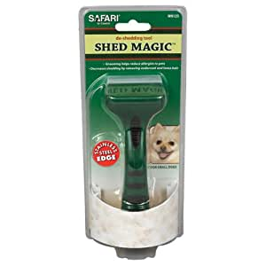 Evolution® Shed Magic® De-Shedding Tool for Dogs, Small