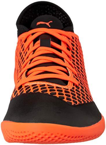 Future Black Puma De Negro 4 puma Fútbol 2 shocking It 02 Zapatillas Orange Para Hombre HdPdqpZwx