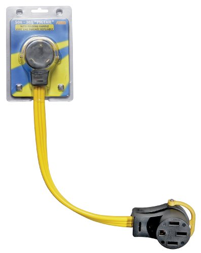 arcon-14372-generator-pigtail-power-cord-50-amp-female-to-30-amp-male-flat-wire-adapter-18-inch