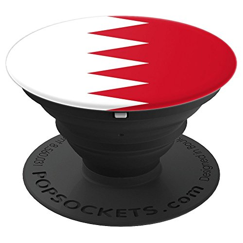 - Kingdom of Bahrain Flag - PopSockets Grip and Stand for Phones and Tablets
