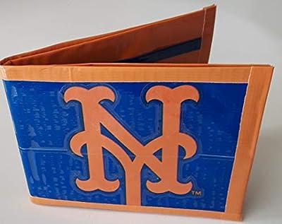 New York Mets MLB Baseball Bi-Fold Duct Tape Wallet