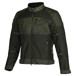 Royal Enfield Windfarer Riding Jacket Olive (L) 42 CM (RRGJKM000039)