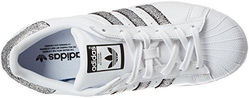 Supcol Adidas Superstar Fitness Bianche Da Scarpe ftwbla Negbas Donna 000 HIWqR0gI