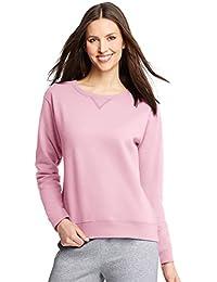 f4e58761b5e5 ComfortSoft EcoSmart Women s Crewneck Sweatshirt