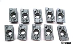 Carbide inserts APKT1604 Milling Tools-Y...