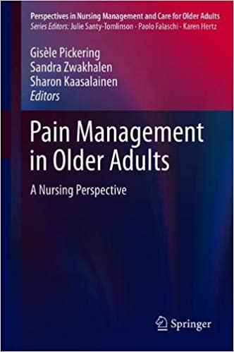 Emerging RN roles in the care of older adults