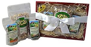 Fiddyment Farms Sweet & Salty Gourmet Pistachio Gift Crate