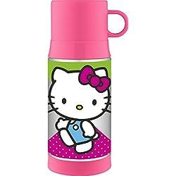 Thermos FUNtainer Botella para bebidas calientes, 354 ml, Hello Kitty