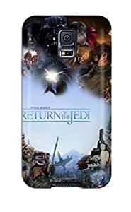 Forever Collectibles Star Wars Hard Snap-on Galaxy S5 Case by runtopwell