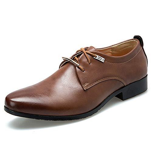 pit4tk hommes / femmes hommes & eacute; dentelle chaussures véritable chaussures dentelle oxfords occasionnel de la plus haute qualité cuir rassurant ww24267 matériel divers dff003