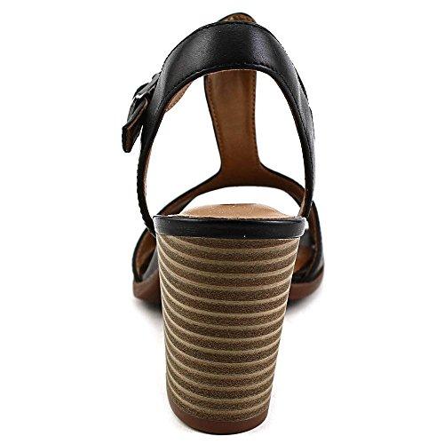 e0505cb65 Clarks Women s Ciera Glass Leather Sandal - Import It All