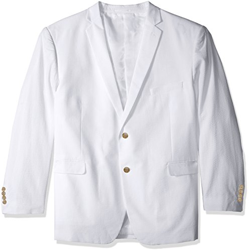 U.S. Polo Assn. Men's Seersucker Nested Suit, White,, used for sale  Delivered anywhere in USA
