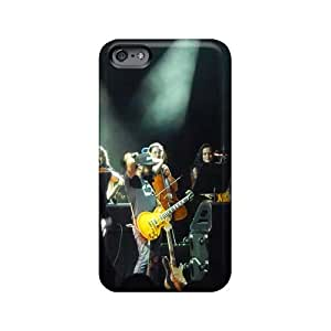 Perfect Hard Cell-phone Cases For Iphone 6plus With Allow Personal Design HD Foo Fighters Series AlissaDubois
