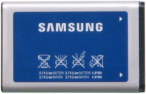 Bateria Celular Samsung AB663450GZ/AB663450GZB/AB663450GZBSTD Lithium Ion para Convoy U640 Original Non Retail Packaging