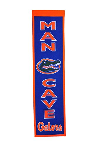 NCAA Florida Gators Man Cave Banner