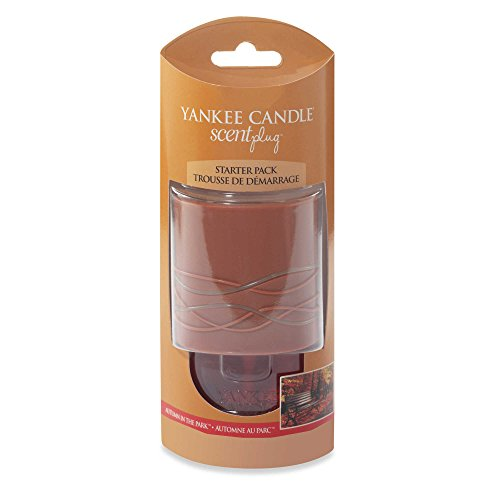 1363157 Autumn in the Park Yankee Candle Electric Home Fragrance Unit