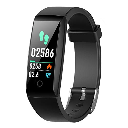 iposible Fitness Tracker, Heart Rate Monitor Activity Tracker Smart Watch...