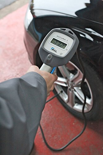PCL - ACCURA 1 Handheld Digital Tire Inflator (6' Hose, Single Lock On Chuck) by PCL (Image #1)