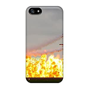 Zheng caseIphone 5/5s Case Cover Fiery Attack Case - Eco-friendly Packaging