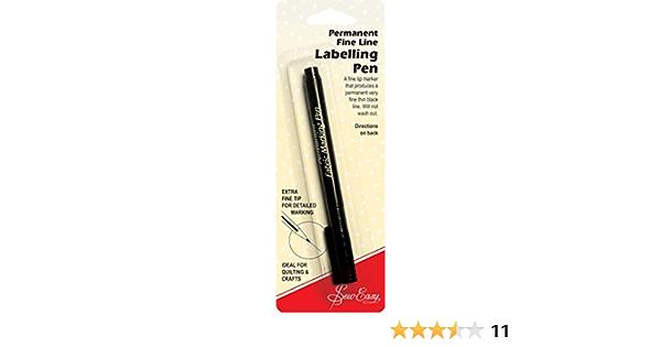 Labelling Permanent Pen