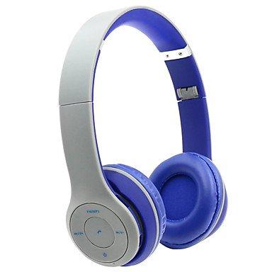 soyto stn-19 Bluetooth 4.1 Auricular inalámbrico diadema Auriculares stn-019 con FM/TF Música headfset para Samsung iPhone HTC teléfono móvil: Amazon.es: ...