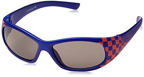 Dice D035693Lunettes de soleil Taille unique bleu mat
