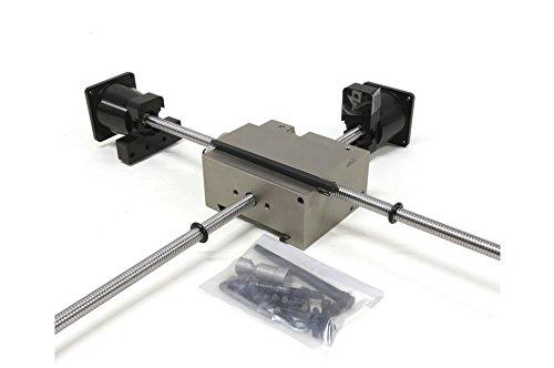 Sherline 6810 Mill Ball Screw X/Y-Axes Retrofit Kit by Sherline