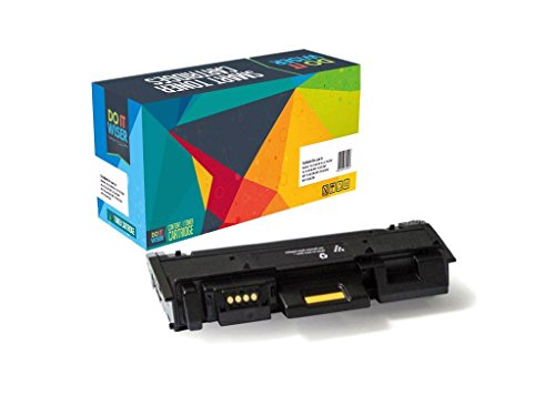 Compatible Xerox Toner Phaser (Do it Wiser Compatible Extra High Yield 106R02777 Toner Cartridge for Xerox Phaser 3260 3260DI WorkCentre 3215 3225 - 3,000 Pages)
