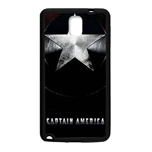WAGT Captain America Phone Case for Samsung Galaxy Note3