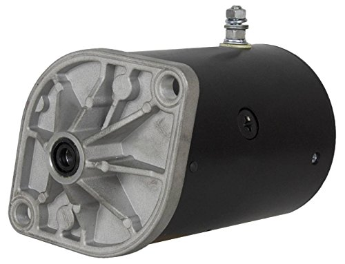 New Snow Plow MOTOR FITS Sno-way Fisher Western Mkw4009 46-2584 46-3618 Mue6103 (Snoway Snow Plows)