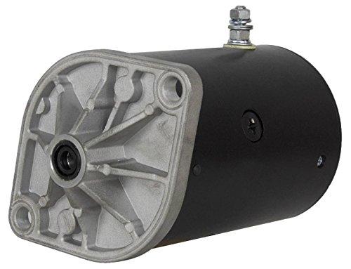 New Snow Plow MOTOR FITS Sno-way Fisher Western Mkw4009 46-2584 46-3618 Mue6103 - Plow Fisher Motor