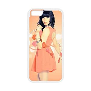 carly rae jepsen love iPhone 6 Plus 5.5 Inch Cell Phone Case White 53Go-292456