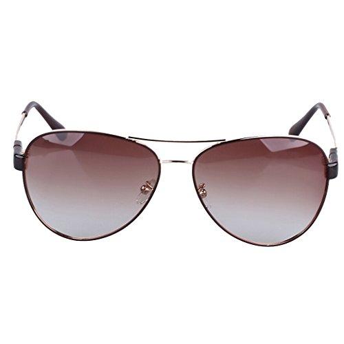 LEIDISEN Women Shiny Wayfarer Style Maverick Polarized Sunglasses & Sunglasses Case& Sunglasses Bag