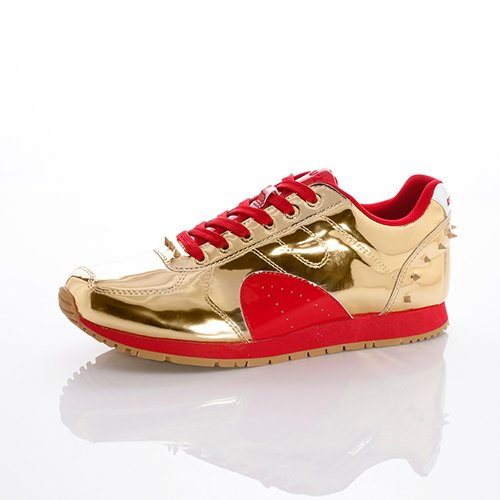 KRUZIN 【クルージン】 【正規品】 Boston Gold/Red 9011710502 メンズ27cm B0799LJ54P Gold/Red 27cm