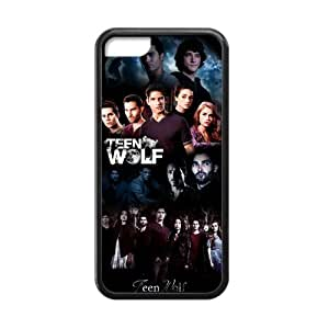 Super Teen Wolf Design Bumper Case for iPhone 5C