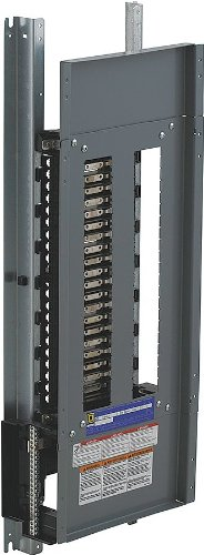 SCHNEIDER ELECTRIC Panel Board Int Nq 225A Mlo 42-Circuit 1-Pole Aluminum NQ42L2 Molded Case Breaker 600V 100A
