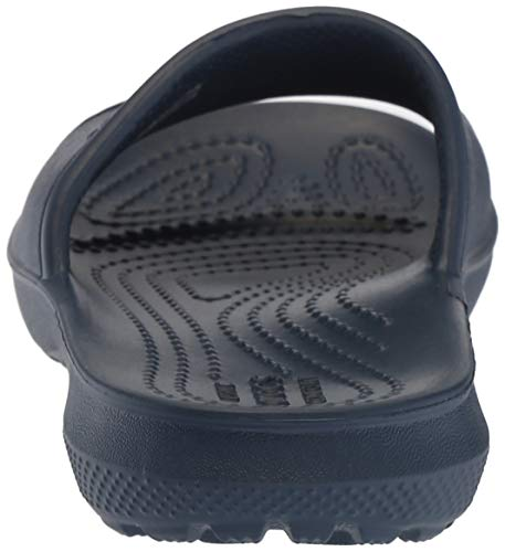 – navy Slide Blu Unisex Bambini Aperta Classic Punta Sandali Crocs Kids A 8wPq6BnH4