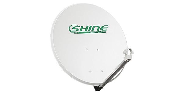 Antenas satélite 80 con soporte de plástico para recibir los ...