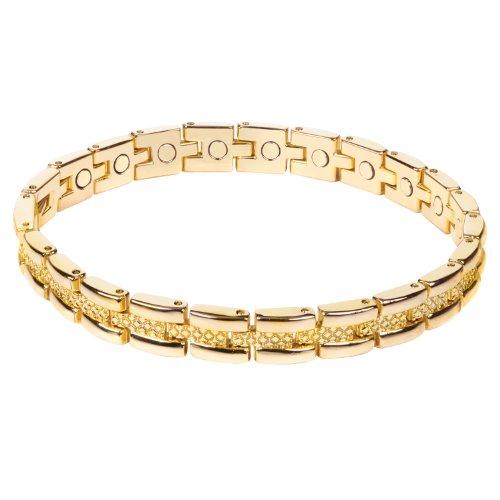 Miracle Bracelet magnétique ton or - dames