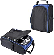 LONGCHAO Golf Shoes Bag for Men Sport Bag - Travel Shoes Case Carry Tote Bag for Sport Golf Tennis and Other A