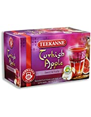 Teekanne , Turkish Apple, 50 g (Pack of 20)