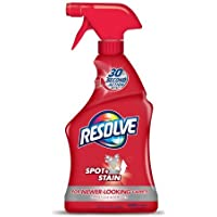 Resolve Stain Remover Carpet Cleaner 22 fl. oz. Spray Bottle (2)