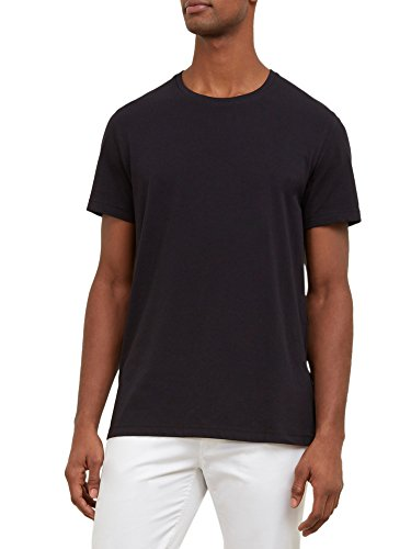 kenneth-cole-reaction-mens-solid-short-sleeve-crew-tee-black-x-large