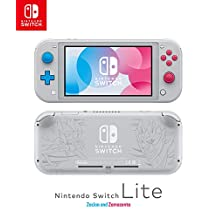 Nintendo Switch™ Lite Zacian and Zamazenta Edition