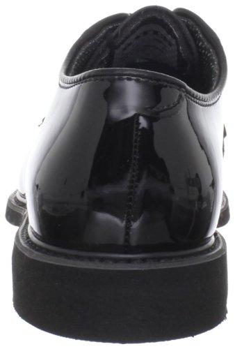 Bates Men's High Gloss Uniform Work Shoe Black clearance hot sale VLGjkZLF9