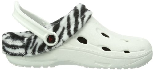 Zebra Mit 8900022 Futter 8900021 mixte Winter Shi muster Chung Chaussures Weiss Multicolore adulte DUX CxvCzOw7q