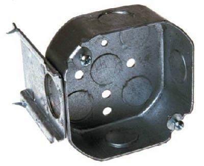Raco #158 4x1-1/2D J BKT OCT Box
