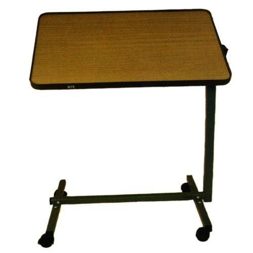 Careliv Bett Tisch Metall Betttisch Laptoptisch Pflegebett