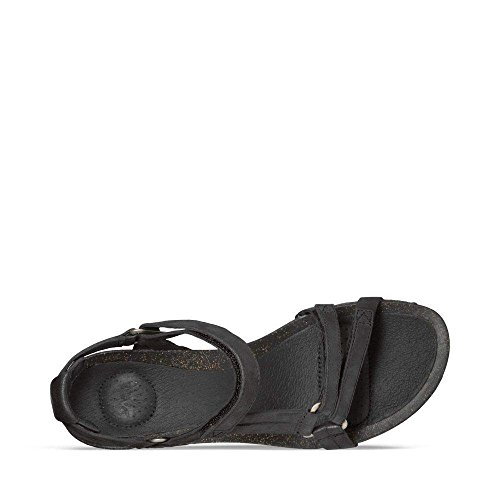 Teva Women's W Ysidro Universal Wedge Sandal, Black, 8 M US by Teva (Image #5)